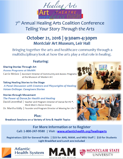 Recent And Upcoming Events – College Of The Arts - Montclair