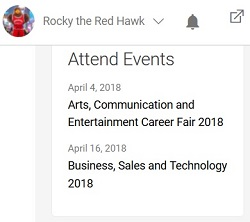Screenshot of Hire a Red Hawk.