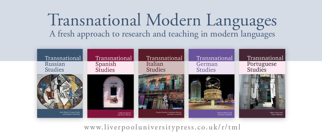 Image for Transnational Modern Language