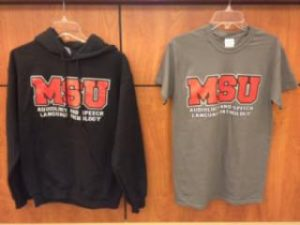 MSU apparel