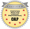 Logo of Certified Analytic Linguist Professional