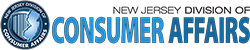 Logo for the NJ Division of Consumer Affairs