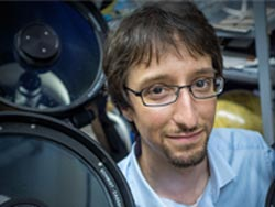 Photo of Marc Favata.