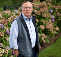 photo of james patterson.