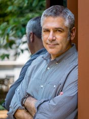 photo of professor Jon Caspi.