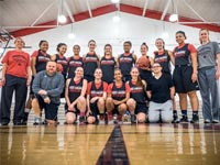 montclair state women's basketball team.