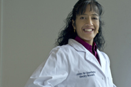Photo of Dr. Diana Thomas, Center for Obesity Research.