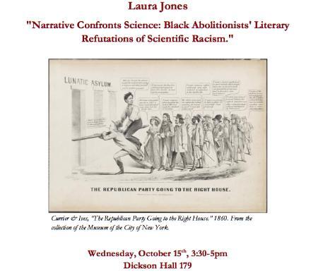 Photo of Laura Jones Poster