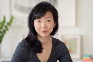headshot of Monica Youn