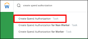 create spend authorization