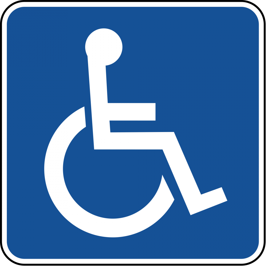 ADA Notice of Wheelchair Compliant Icon