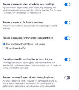 zoom-password-settings