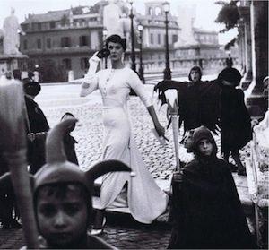 Rome in 1960