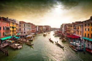 Venice and its lagoon, one of the 51 Unesco sites in Italy