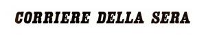 corriere della sera logo