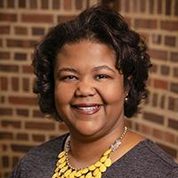 Nicole Cooke - professor of information science