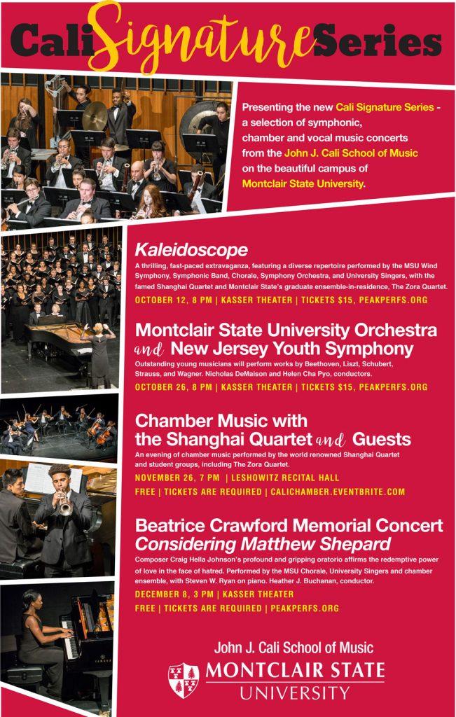 John J  Cali School Of Music - Montclair State University