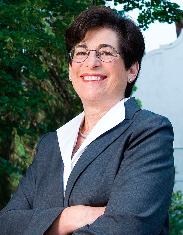 Photo of President Susan A. Cole