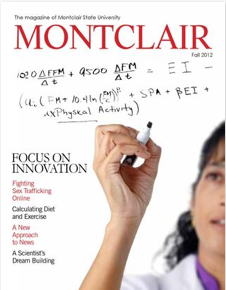 Montclair Magazine - Fall 2012