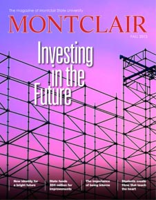 Montclair Magazine - Fall 2013