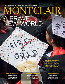 Montclair Magazine - Fall 2015