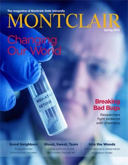 Montclair Magazine - Spring 2015