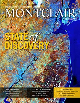 Montclair Magazine - Spring 2016
