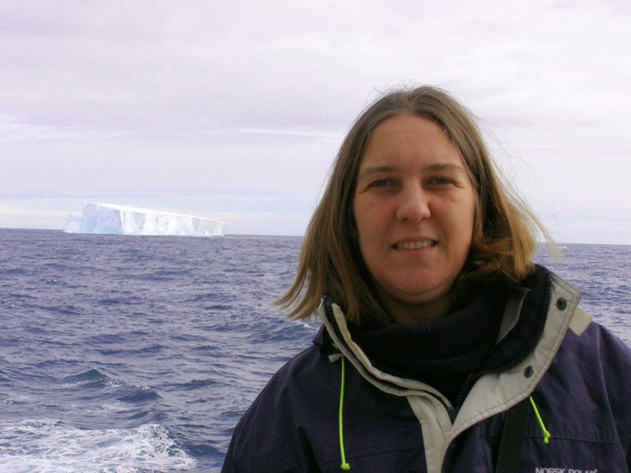 Sandra Passchier on her sixth Antarctic expedition spent two months on a drillship collecting cores from the West Antarctic Ice Sheet.