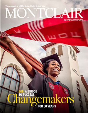 Spring/Summer 2019 Montclair Magazine Cover