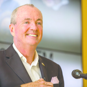 N.J. Governor Phil Murphy