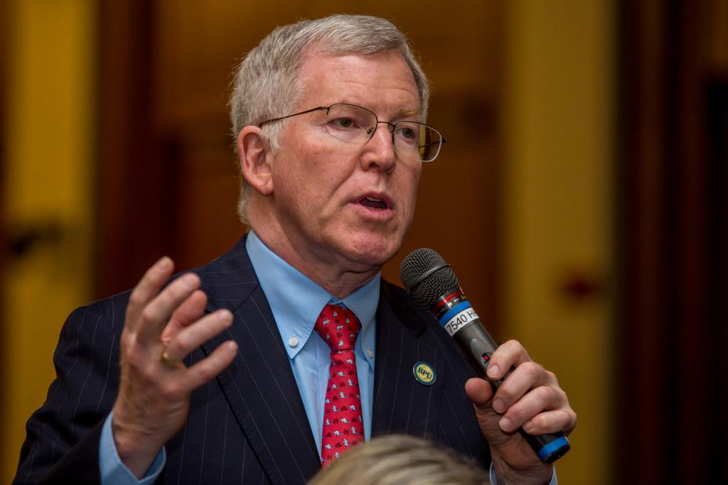Public Utilities Commissioner Bob Gordon