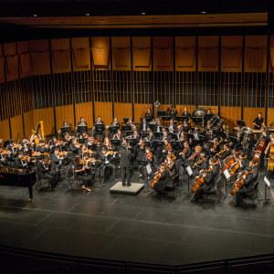 Orchestra at Cali School
