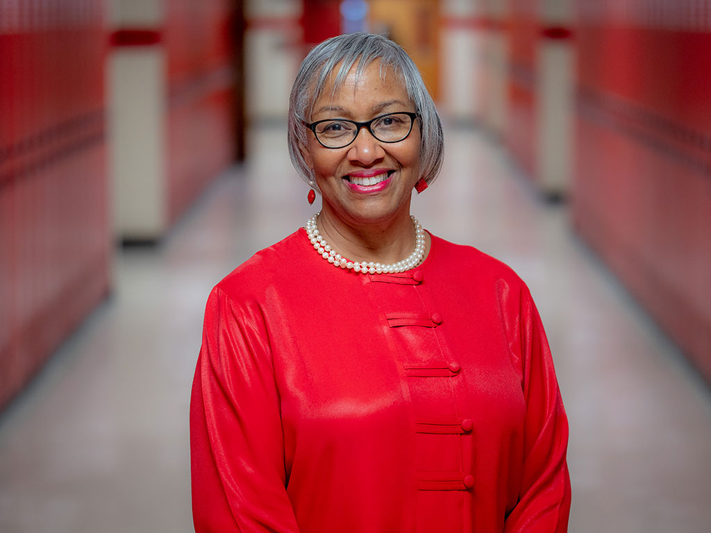 Jennifer Robinson, executive director of the Center of Pedagogy, says Montclair State takes its role seriously in recruiting, preparing, supporting and placing a diverse pool of teaching candidates in New Jersey schools.