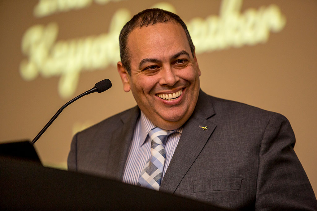Newark Superintendent Roger León, the district's first Latino schools chief, who himself grew up in the city, says he values the partnerships with Montclair State in diversifying the teaching workforce.