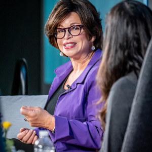 Valerie Jarrett, former senior advisor to President Barack Obama.
