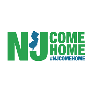 NJ Come Home wordmark