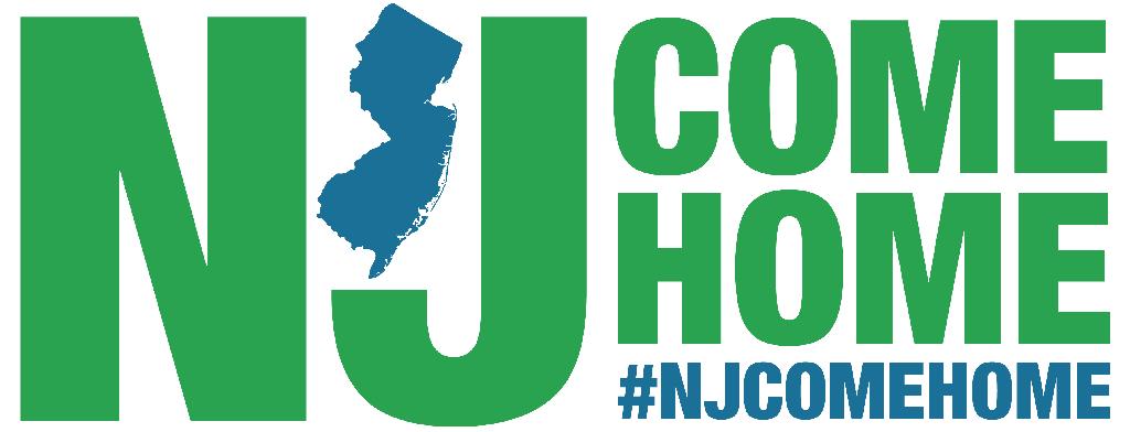 NJ Come Home wordmark