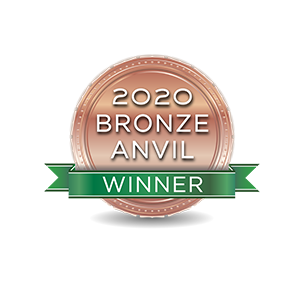 2020 Bronze anvil winner