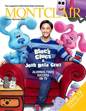 Cover of Spring/Summer 2020 edition of Montclair Magazine