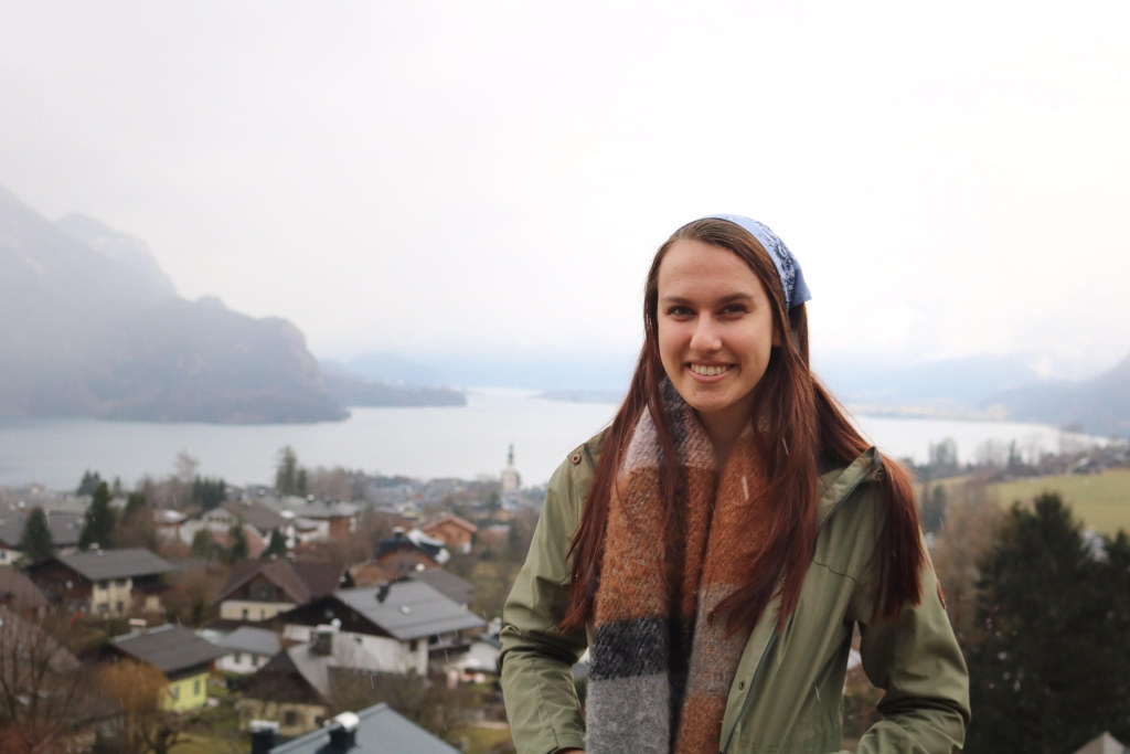 Kia Sabo was among study abroad students whose trips were cut short by the coronavirus