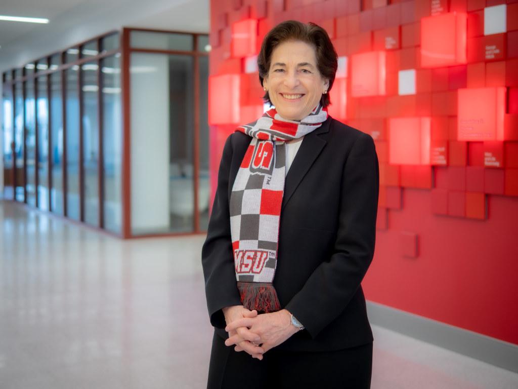 President Susan Cole