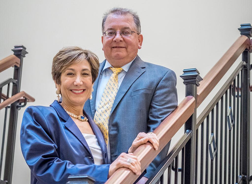 Mimi and Edwin Feliciano