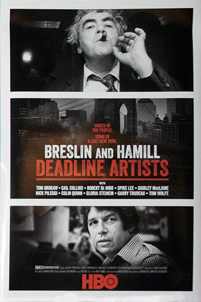 Poster for Brelsin and Hamill
