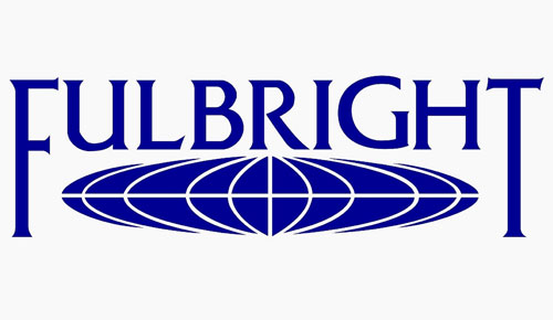 Graphic of the Fulbright logo.