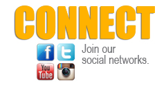 Connect - Join our social networks