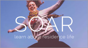 SOAR - learn about residence life