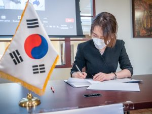Photo from Korean Consulate