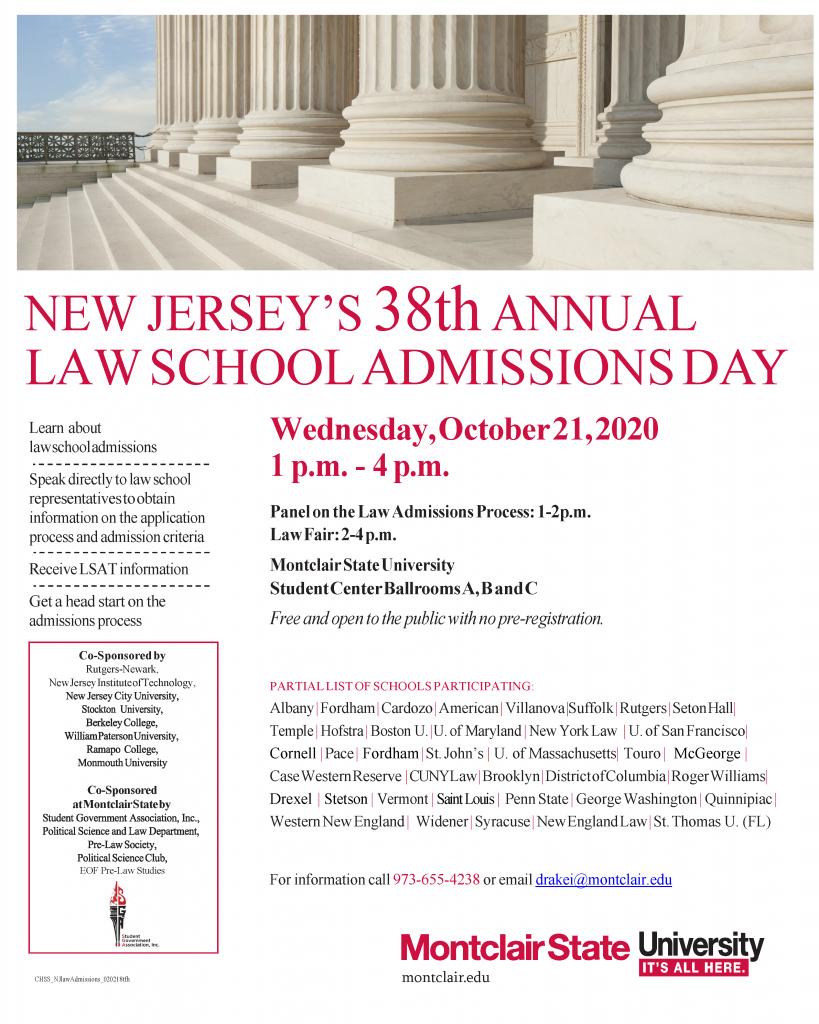 Law School Flier