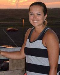 Headshot of Annie Montero, B.A.