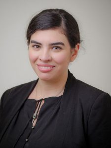 Headshot of Isabel Iparraguirre.